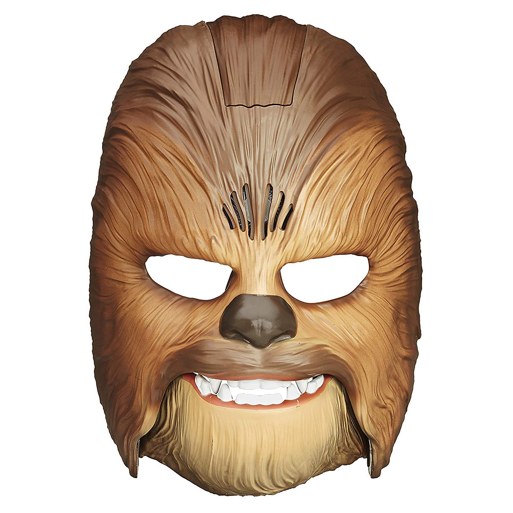 Chewbacca Mask with Wookie Sounds