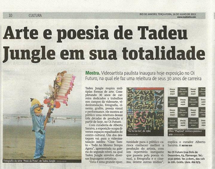 Tadeu Jungle