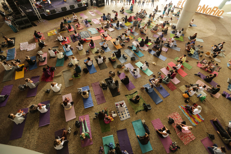 Hatha Yoga para Crianças