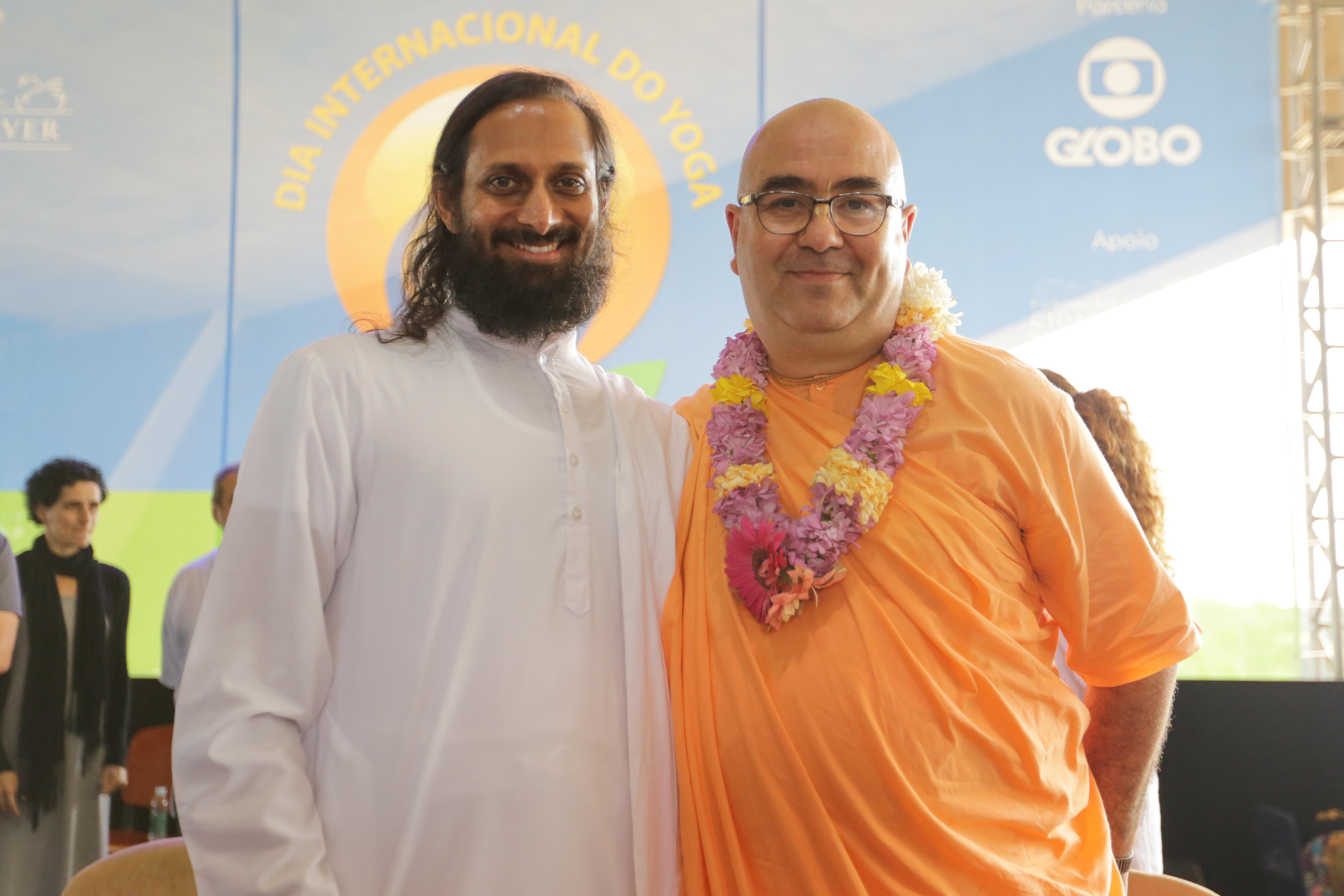 Encontro dos Swamis