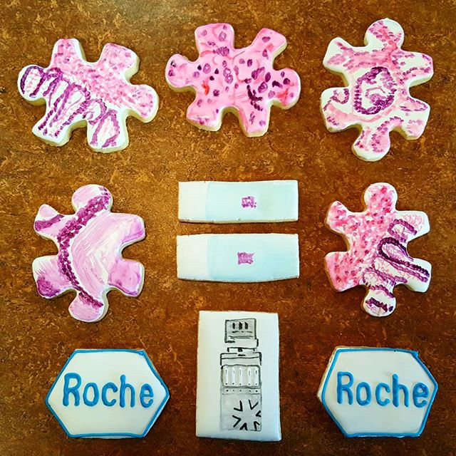 Roche Diagnostics Cookies