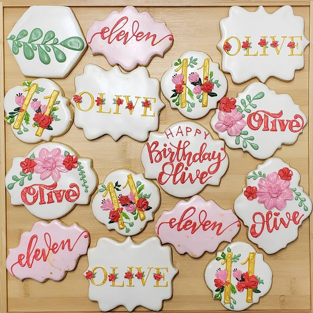 Olive's Birthday Set