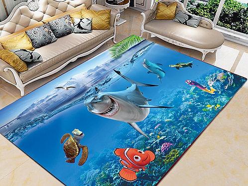 Nemo Printed Carpet Cover 150 cm x 240 cm