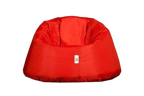 Homey Bean bag Medium - Waterproof -Red