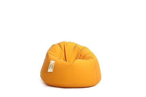 Homey Bean bag Large - Waterproof - Yellow