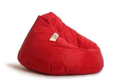 Homey Bean bag XXLarge - Waterproof - Red