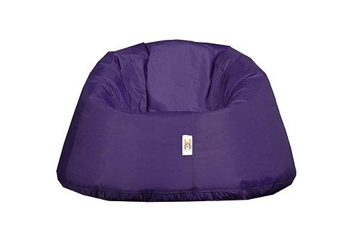 Homey Bean bag Medium - Waterproof - Purple
