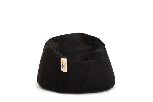 Homey Bean bag Large - Waterproof - Black