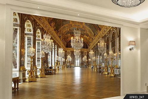 Homey Wallpaper - Hall
