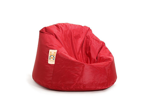 Homey Bean bag XLarge - Waterproof - Red