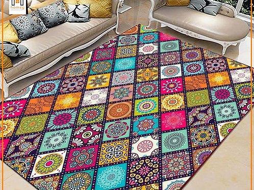 Printed Carpet Cover 150 cm x 240 cm