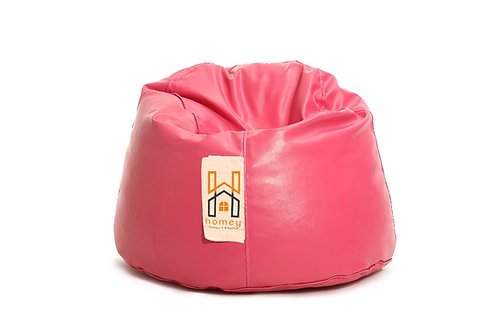Homey Bean bag Small - Waterproof - Pink