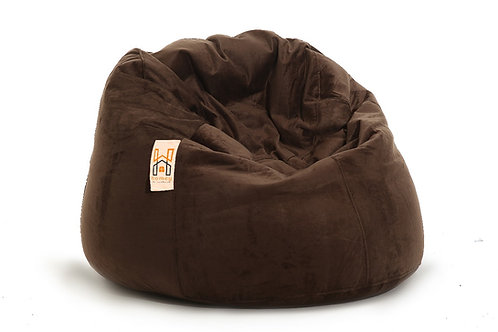 Homey Bean bag XXLarge - Waterproof - Brown