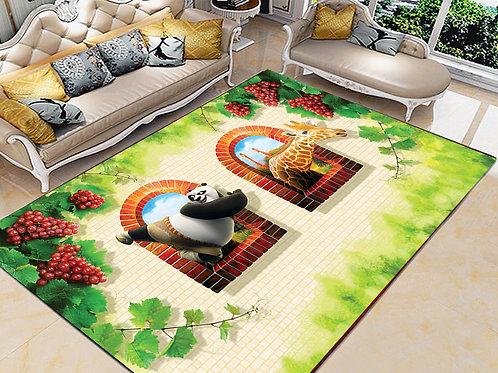 Shaun The Sheep  Printed Carpet Cover 150 cm x 240 cm