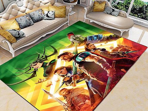 Ragnarok Printed Carpet Cover 150 cm x 240 cm