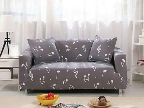 Likra Furnituer Cover - Grey - 4 pieces