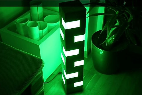 Homey LED Tower - 16 Different Color - Indoor