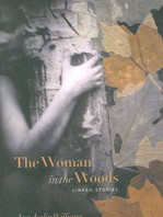 woman in the woods