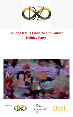 DZ Zone NYC Third Annual Holiday Party