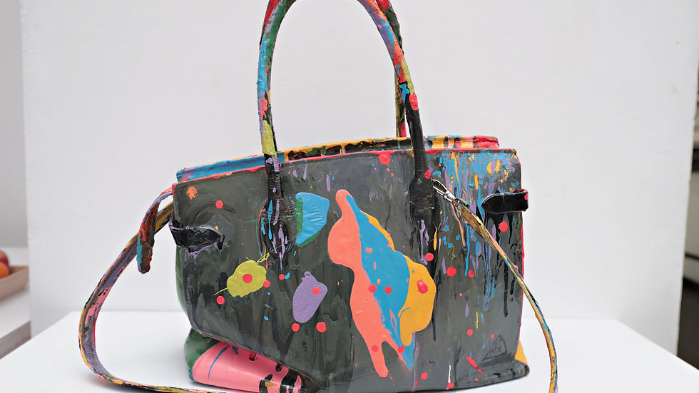 Large Handbag Limited Edition Signed & Numbered