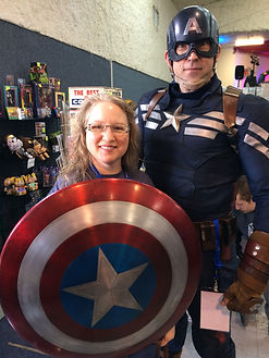 me and Captain America, 2019.JPG