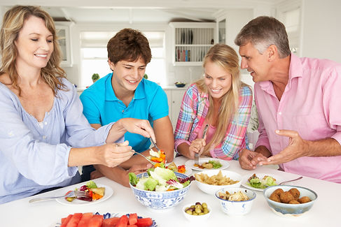 Family enjoying meal at home.jpg