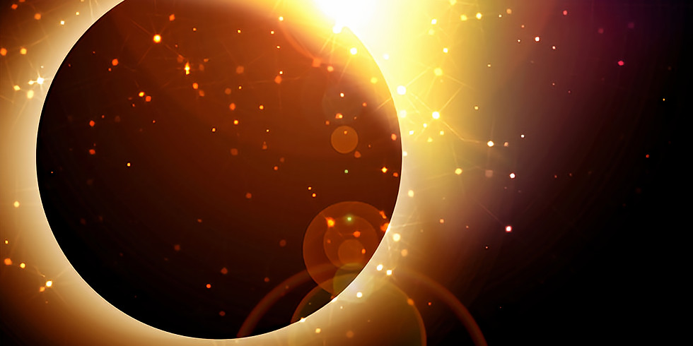 10 June 2021: Total Solar Eclipse in Gemini