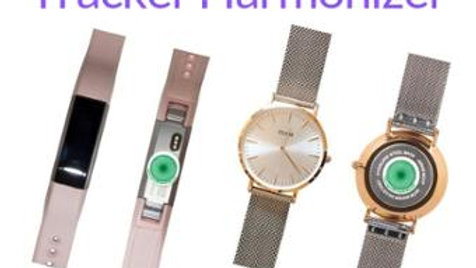 Watch and Personal Tracker Harmonizer