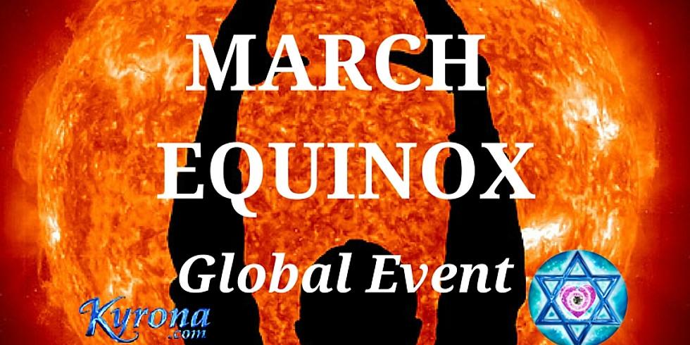 March Equinox - Global MILA Ceremony