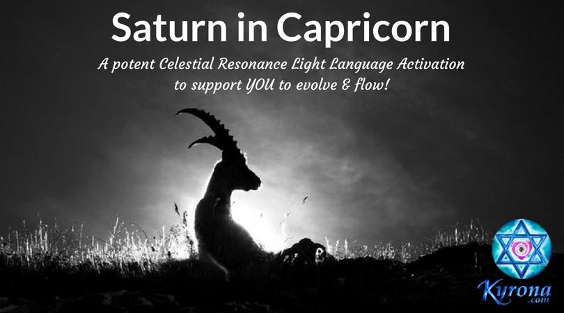 Saturn, Saturn in Capricorn, Capricorn