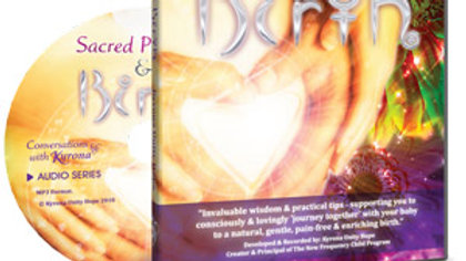 Audio Book:  Sacred Pregnancy and Birth
