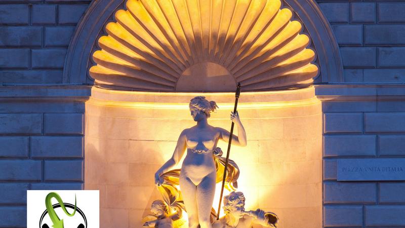 Venus Rises From The Underworld