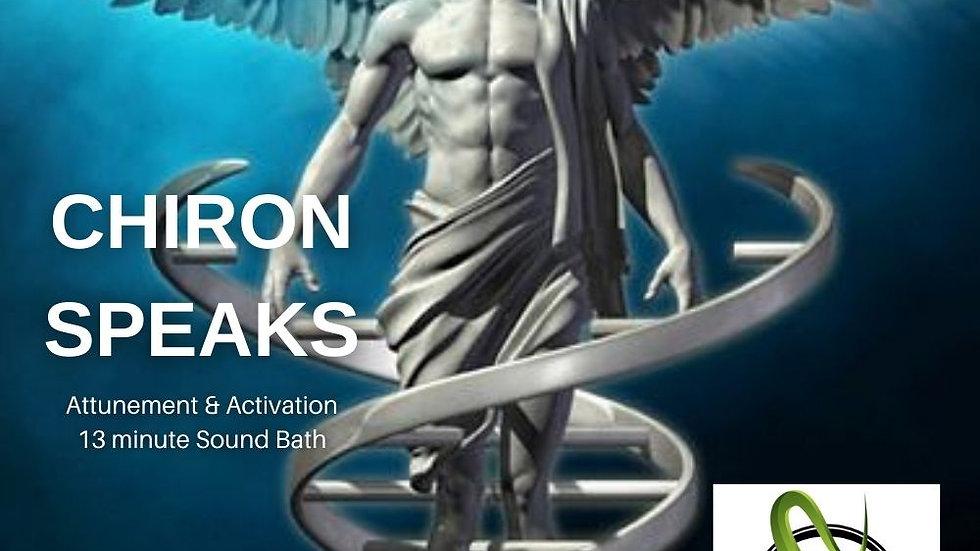 Chiron Speaks