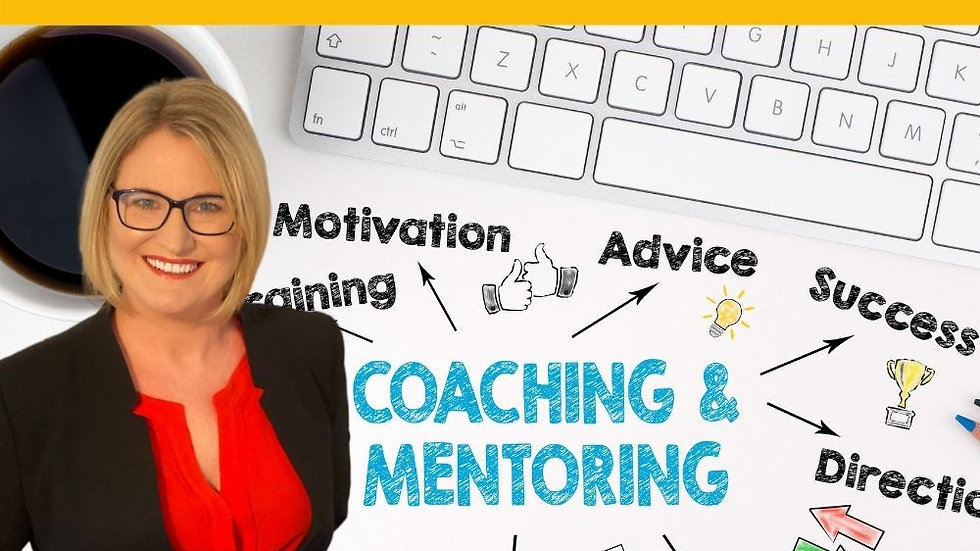 3 x 1 Hour - ZOOM Business Coaching Sessions