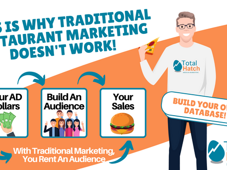 Why Traditional Restaurant Marketing No Longer Works!