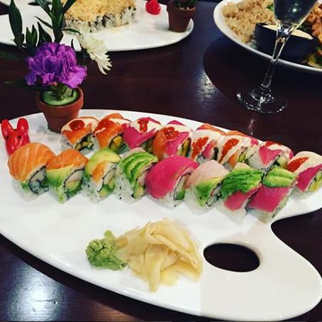 Charlotte's Finest Five | Sushi