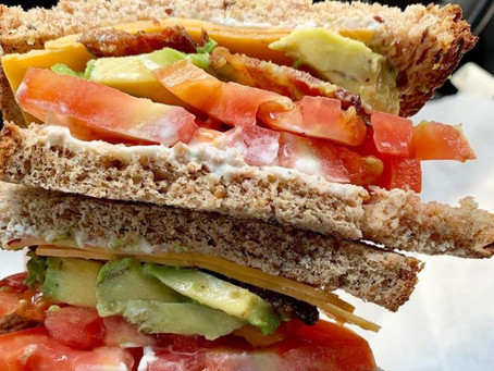 Charlotte's Finest Four | Sandwiches