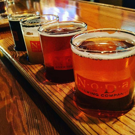 Charlotte's Finest Five | Brewery