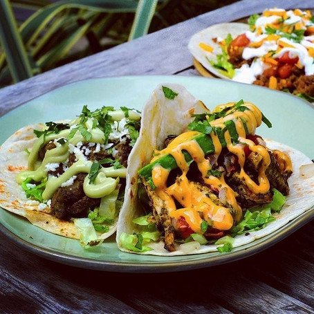Charlotte's Finest Four | Tacos