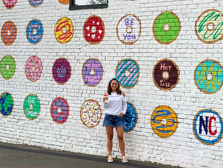Charlotte's Finest Five | Doughnuts