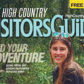 High Country Visitors Guide   Advertising