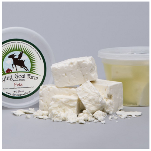 Flying Goat Farm - Feta