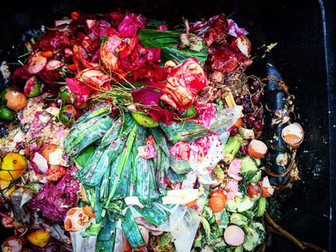 Composting with Garbage to Garden