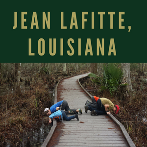 Jean Lafitte Lousiana National Park Swamp