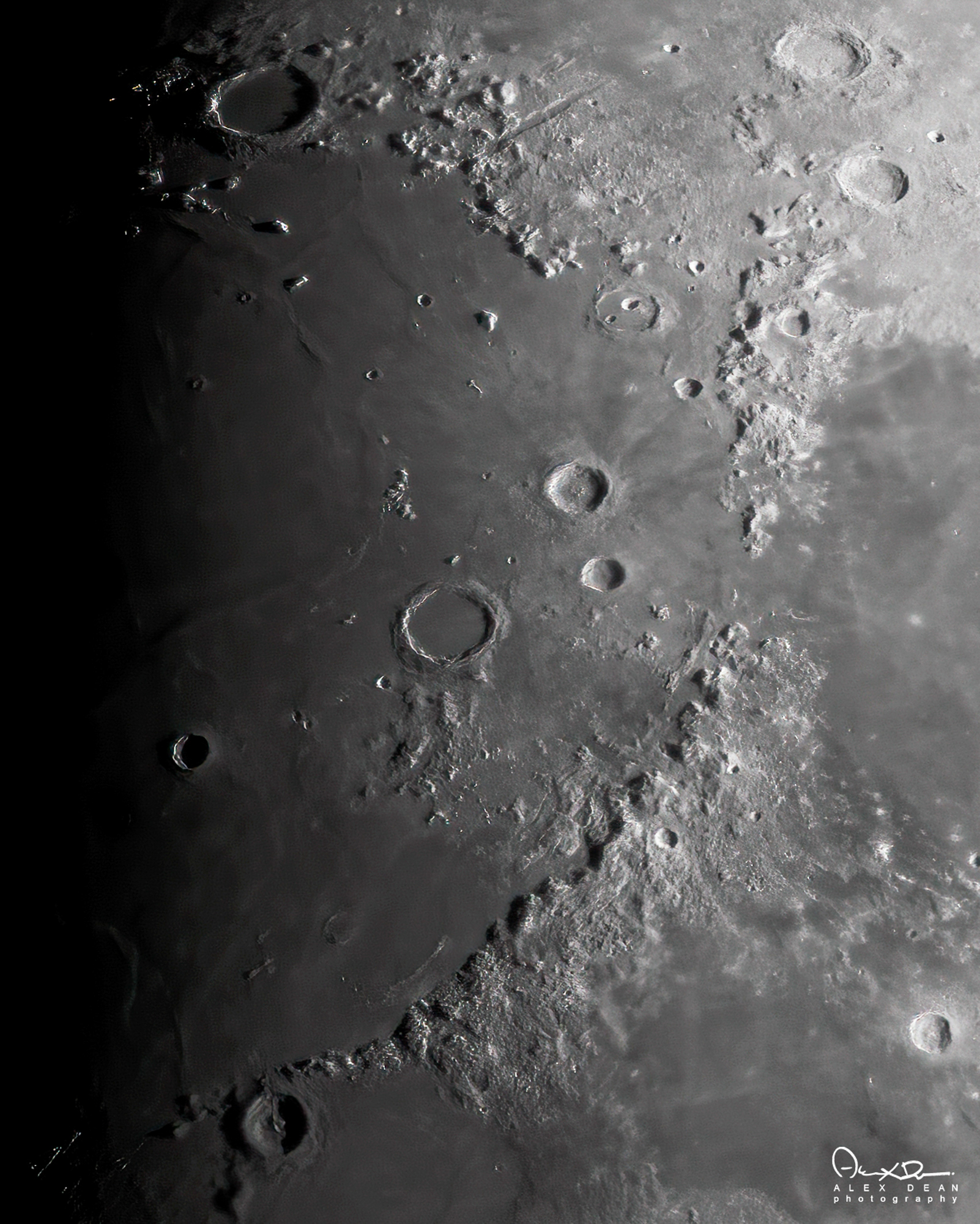 Moon. BBC Sky at Night Magazine 2019