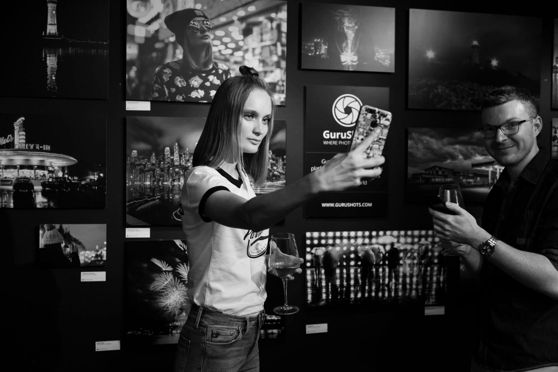 New Moment Gallery, Belgrade2018.