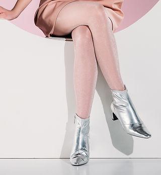 Stivali d'argento