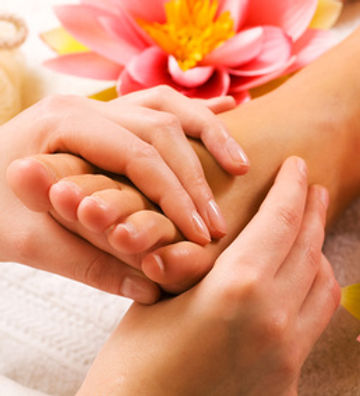 reflexology | terri kim therapies