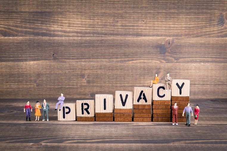 Privacy, GDPR. General Data Protection R