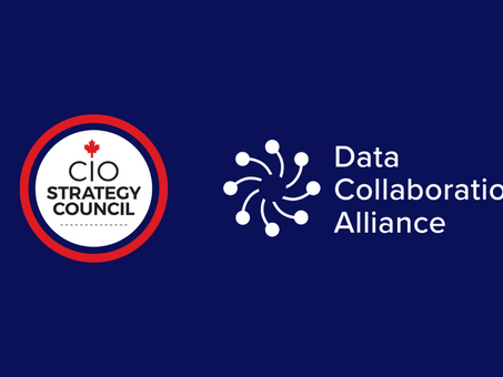 CIO Strategy Council and DCA sign partnership